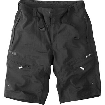 Madison Trail Gents Padded Mountain Bike, Riding, Cycling Baggy Shorts. Black • 39.99£
