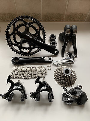 Shimano Ultegra / 105 10 Speed Groupset • 235£