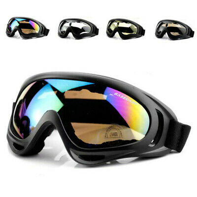 Outdoor Cycling Glasses Mountain Bike Goggles Bicycle Sunglasses Men Women • 6.69£