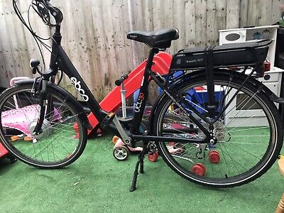 Electric Bicycle Used • 200£