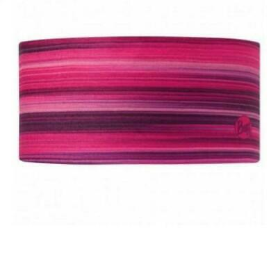 Nos Buff Coolmax Uv Headband Milo Pink & Purple Headwear • 15£