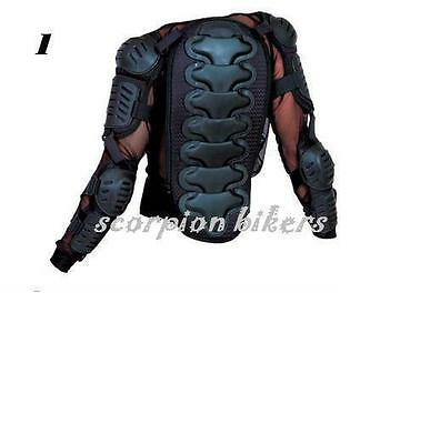 Cycling Mountain Biking Downhill Body Armour Back Spine Protector • 26£