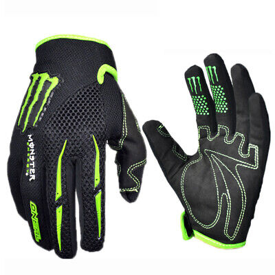 Light Breathable Bicycle Riding Road Mountain Bike Cycling Air Gloves BMX MTB • 9.68£