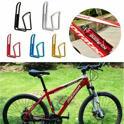 Mountain Bike Water Bottle Holder Bicycle Drink Water Rack Cages Aluminium Alloy • 4.99£