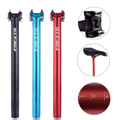 Aluminum Alloy Bicycle Seatpost Mtb Cycling Road Mountain Bike Seat Post Tube Bk • 14.66£