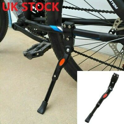 Heavy Duty Adjustable Mountain Bike Bicycle Cycle Prop Side Rear Kick Stand UK • 7.49£