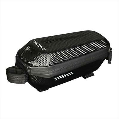 Waterproof Mountain Bicycle Hard Shell Front Tube Bag Cycling Accessories • 8.99£