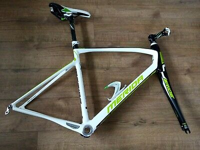 Merida Ride Competion Carbon Frameset And Extras, Size Med/Large. • 399.99£