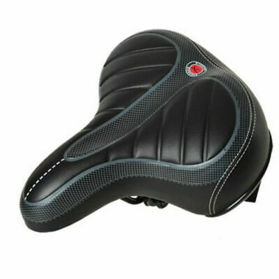 Bicycle Saddle Comfortable Big Seat Cycling Cushioned Padded MTB Road Mountain • 11.99£