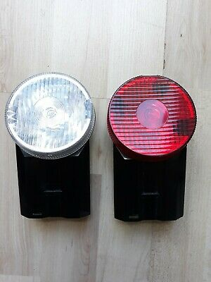 Halfords Bike Lights Front And Back • 2.50£