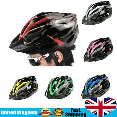 Outdoor Sports Bicycle Helmet Bike Cycling Adult Adjustable Unisex Safety Helmet • 8.45£