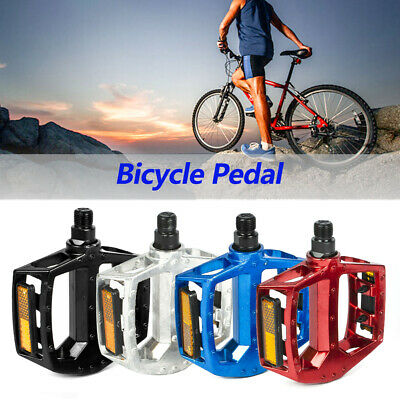 Mountain Bike Bicycle MTB BMX Mtb Flat Platform Anti-Slip Pedals 9/16 DX Style • 8.98£