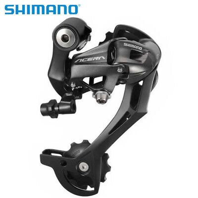 Shimano Acera RD-M390 7 8 9 Speed MTB Rear Mech Derailleur Direct Mount UK03 • 11.99£