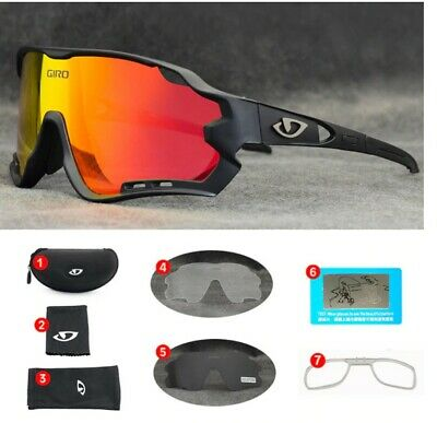 Polarized Cycling Glasses UV400 Gafas Ciclismo Tr90 Frame MTB Road Bike Glasses  • 0.99£