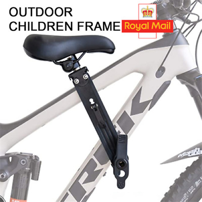 For Kids Front-Mounted Bicycle Seat Adjustable Detachable Mountain Bike Seat • 31.19£