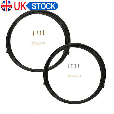 BH90/BH59 Brake Oil Pipe Olive Connecotr Fit Shimano Hydraulic Brake Hose 2.5M • 8.93£
