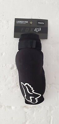 Fox Youth Launch Pro Elbow Guard, Black. Brand New! • 30£