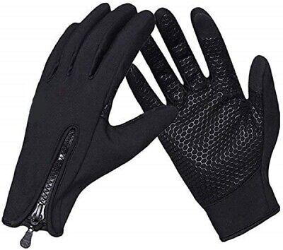 WFX Winter Warm Cycling Gloves Windproof Full Finger Palm Best Riding Gloves  • 4.99£