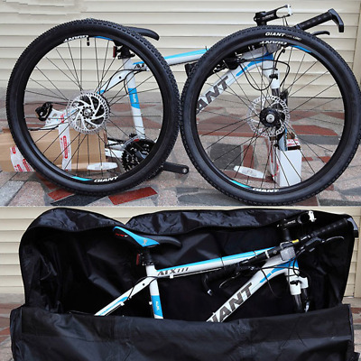 29  Bike Storage Bag Carrier Hiking Cycling Bicycle Carry Transport Pouch Covers • 19.95£