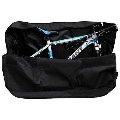 Folding Bike Cycling Luggage Bag 29  Bicycle Carrier Outdoor Travel Storage Tote • 18.89£