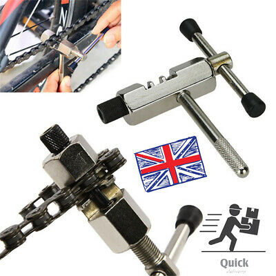 Mountain Bicycle Chain Splitter Breaker Rivet Pin Link Extractor Remover Tool • 4.95£