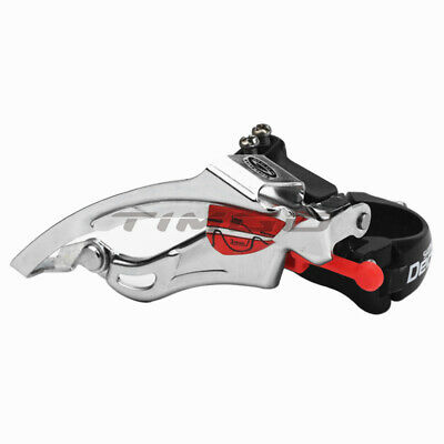 Shimano Deore FD-M510 MTB Bike 9 Speed Front Derailleur Dual Pull Clamp-On • 15.99£