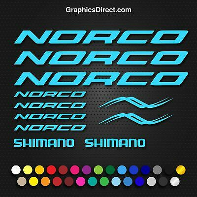 Norco Graphics Set (BDS13) • 13.95£