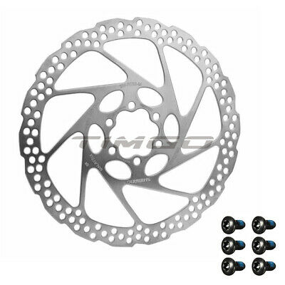 Shimano Deore SM-RT56-S / SM-RT56-M MTB 6 Bolts Disc Brake Rotor 160mm / 180mm • 11.99£