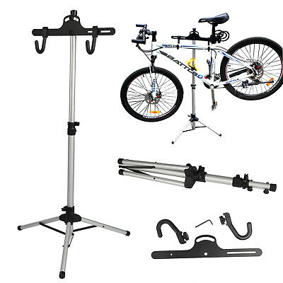 Bicycle Bike Home Adjustable Repair Mechanic Maintenance Bicycle Stand Workstand • 19.99£