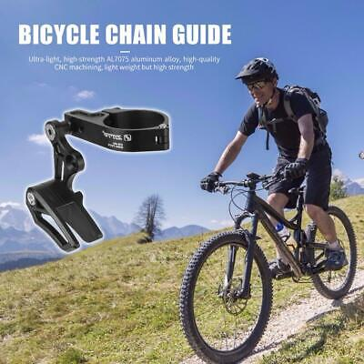 ZTTO Bicycle Chain Guide 31.8 35 CNC Mountain Bike Clamp Mount Chain Guide • 11.35£
