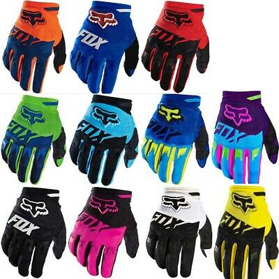 Fox Dirtpaw 2016 Bici Moto Racing Cycling Motorcycle Riding Motorroad MTB Gloves • 14.99£
