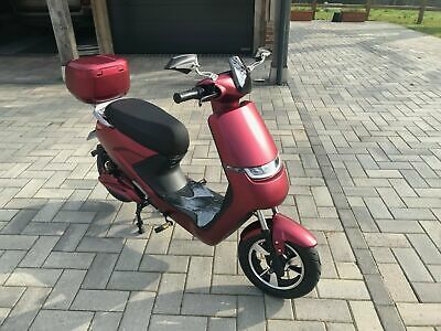 Electric-rider  Bike-scooter-moped48v 250w No Driving Licence Needed .Freebies. • 1,195£