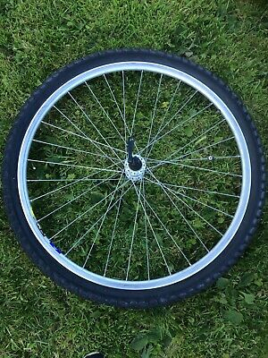 Cycling Front Wheel And Tyre • 15£