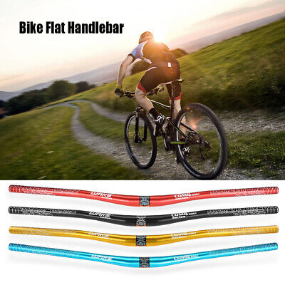 WAKE 31.8 X 780 Mm MTB Mountain Bike Bicycle Aluminum Alloy Riser Handlebar K0V9 • 11.49£