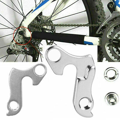 Mountain Bike Rear Mech Gear Derailleur Bracket Hanger Extension Frame Drop Out • 5.93£