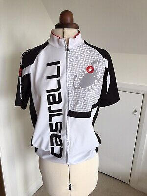 Castelli Cycling Short Sleeve Jersey • 10£