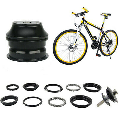 For 28.6mm 1-1/8  Tapered Bike 44mm Bicycle  MTB Headset Frame Head Parts Tube  • 5.99£
