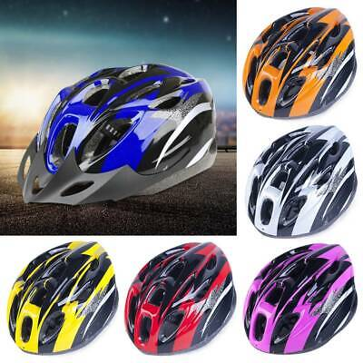 Unisex Adult Cycling Helmet Mountain Bike Safety Helmet Bicycle Outdoor Sport) • 8.35£