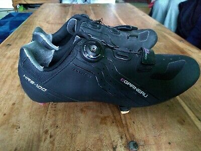 Road Cycling Shoes Size 42 Louis Garneau, Carbon Soles, In Good Condition • 20£