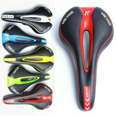 Bicycle Bike Cycle MTB Saddle Road Mountain Sports Soft Cushion Gel Pad Seat New • 9.95£