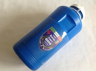 GIOS TORINO 1948 - PRESENT VINTAGE BLUE WATER 500ml BOTTLE NEW OLD STOCK • 14£