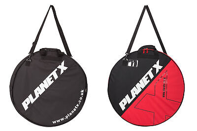 Planet X Padded Double Wheel Bag • 19.99£