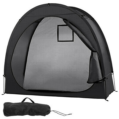 Bike Tidy Storage Tent Garden Bicycle Cycle Shed Shelter Cover With Window U4N7 • 35.98£