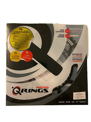 Rotor Q-Ring 53 Tooth 130 BCD • 60£