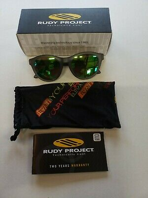 Rudy Project Warp Ice Green/Multi Laser Green Lens • 18.90£